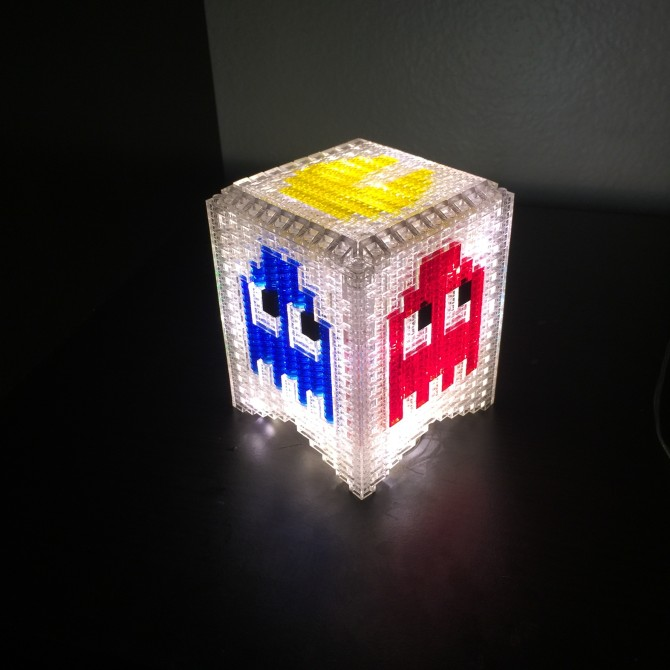 Mini Pacman Light